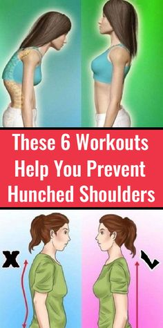 Simple Exercises to Improve Posture and Prevent Hunched Shoulders Although having hunched shoulders and bad posture is a bad appearance for your body, it can also lead to some health issues. To prevent hunched shoulders and improve your posture, … After Workout Stretches, Warm Up Stretches, Better Posture Exercises, Ab Exercises, Lagree Fitness, Fitness Motivation, Sport Motivation, Exercise Motivation, Motivation Quotes