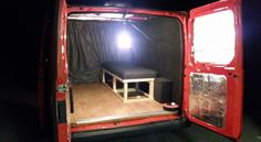 Camper Beds, Scary, Im Scared, Macabre
