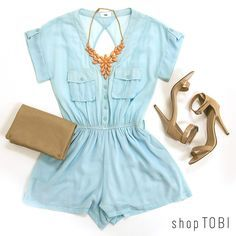 ROMPER- OUTFIT COORDINATION