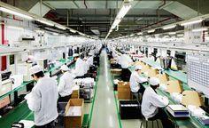 Foxconn contrata a más de 100.000 trabajadores para la producción del iPhone 6