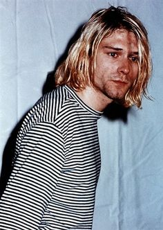 Kurt Cobain ....... Another massive talent taken from us too soon