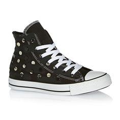 4982d5cd0ce Converse CT Hi Black Womens Trainers Size 5 UK  Amazon.ca  Shoes   Handbags