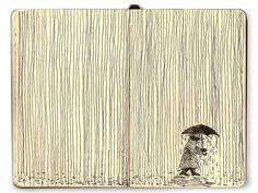 moleskine sketch notebook autumn - Google Search
