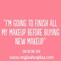 Seriously? Who wants to wait for that??! Loving all of our new products for the fall! www.mylashesus.com
