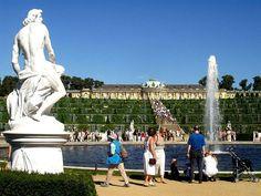 Potsdam, Park and Castle Sanssouci