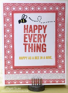 www.luvz2scrapbook.com: Happy Everything Operation Smile Stamp Set Blog Hop #CTMH
