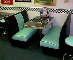 could be a cool set up?   sitting at a diner w super retro bench/table/etc. burger / fries / milkshake in front of me with a bottle of ketchup next to it and i'm looking into camera. maybe a bowtie in this one? maybe? who knows, yaknow?