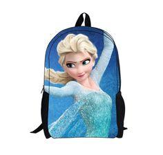 Frozen elsa and anna school bags supplier from Yunhui Garment https://www.facebook.com/yunhuigarment