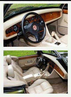 1998 MG RV8 Cars, Autos, Car, Automobile, Trucks