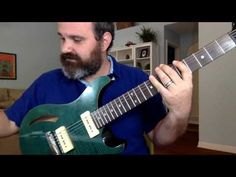 The ONLY Pentatonic Scale You Need!! The NEVERLOST System! With Chart. - YouTube