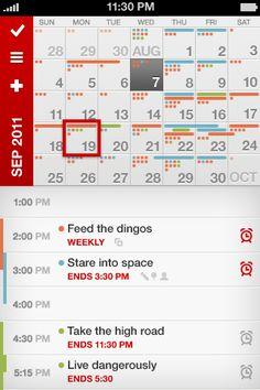 Calendar  Calendar And By