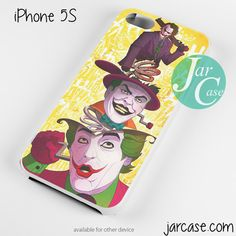 The Joker Cast Phone case for iPhone 4/4s/5/5c/5s/6/6 plus