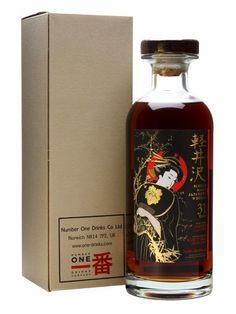 Nonjatta Japanese Whisky, Single Malt Whisky, Bottle Packaging, In Vino Veritas, Japanese Design, Wine Recipes, Bourbon, Whiskey Bottle, Bottles