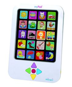 Take a look at this Mypad by Shop by Age: Infant Toys on @zulily today!