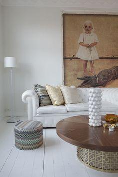 Home of Tine Robertsen & Tyrone Wiggins in Oslo