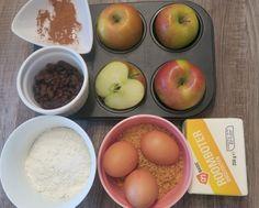 Mini appeltaartjes recept : Dol op appeltaart? Maar meer zin in kleine gebakjes? Maak deze makkelijke mini appeltaartjes, ze zien er leuk en lekker uit!