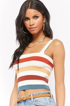 Forever 21 is the authority on fashion & the go-to retailer for the latest trends, styles & the hottest deals. Shop dresses, tops, tees, leggings & more! Forever 21 Fashion, Ribbed Sweater, Work Casual, Diy Clothes, Stylish Outfits, Style Guides, Love Fashion, Latest Trends, Street Style