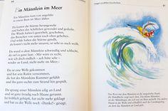 Ein Männlein im Meer #fingerspiel #krippe #kita #kindergarten  #kind #reim #gedicht #erzieherin #erzieher