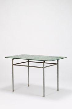 Bigla Gartentisch, 1940er Jahre, 120x70cm