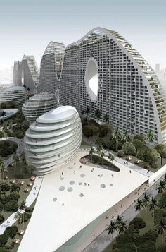 What a gorgeous building in Beijing, China