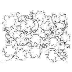 maple leaf quilt pattern | maple leaf pano 004