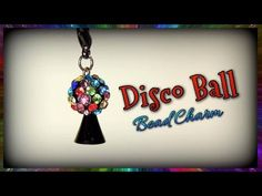 DISCO BALL BEAD CHARM - In my opinion, this multi-color rhinestone shamballa bead kinda speaks for itself.  What else could it be but a disco ball?!  All I really had to do was give it a stand.  As a teen from the 80's, this is ~ToTaLLy~ one of my faves. ;-)   FOLLOW ME:  YouTube: www.youtube.com/craftiecraftie  Facebook: www.facebook.com/craftiecraftie Pinterest: www.pinterest.com/craftiecraftie Instagram: www.instagram.com/craftiecraftie Blog: https://craftiekaleidoscope.blogspot.com…