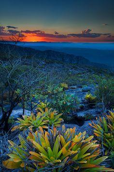 "libutron: "" Morro do Pai Inacio, Chapada Diamantina, Brasil   ©Marcio Dufranc """