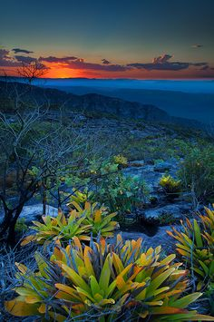 Morro do Pai Inacio, Chapada Diamantina, Brasil | ©Marcio Dufranc