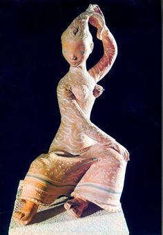 Kovács Margit, ceramic sculpture. I have one of her pieces I bought outside of Budapest. Stunning!