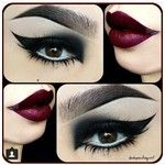 10 Goth Makeup Ideas (Gallery 2)