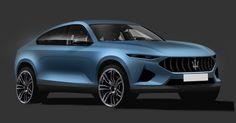 Maserati SUV coupe