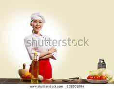 Asian Cook Woman Crossed Her Arms : photo de stock (modifier maintenant) 131801294 Ronald Mcdonald, Photo Editing, Royalty Free Stock Photos, Arms, Asian, Cooking, Pictures, Image, Photos