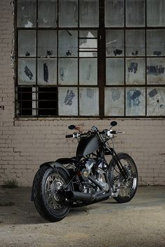 Bobber Inspiration | Bobbers & Custom Motorcycles | Model 1 - 2009 - Brass Balls Bobbers