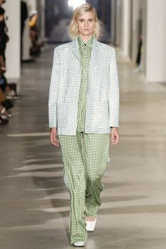 Arthur Arbesser - Spring 2017 Ready-to-Wear
