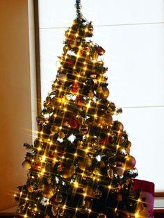 A Christmas tree produced by Natsuki Shinomiya