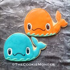Summer Whales | Cookie Connection