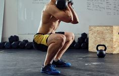 Hit your quads, hamstrings, and glutes with just 2 exercises