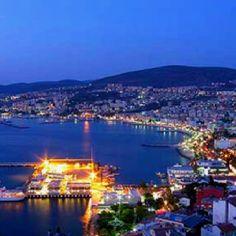 Kusadasi.  Turkey