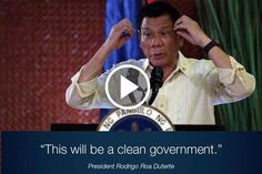 TOP DUTERTE QUOTES - Words of Wisdom from the President's SONA 2016