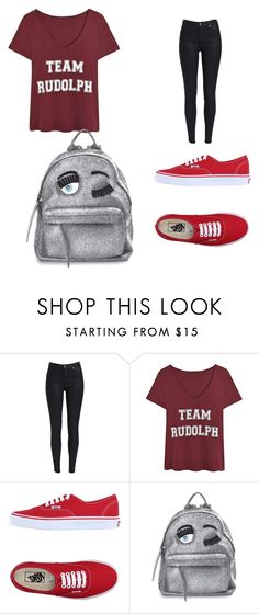 """All The Way"" by jazzy21553 on Polyvore featuring Vans and Chiara Ferragni"