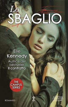 Leggere Romanticamente e Fantasy: Anteprima: LO SBAGLIO di Elle Kennedy