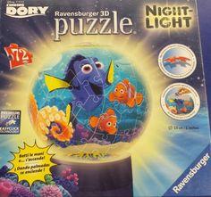 Puzzle lampara 3D Dory ( Ref:  0000012181 )