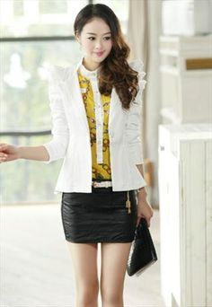 #2colors #white #spring #elegant #jacket #blazer #ASOS #evening #cotton #cashmere #awesome #quality #buy #uniquedesign #designer #lovely #cute #love #famous #evening #bar  #newfashion #style #hot  #street #outwear #out #highstreet #legging #leg #necklace #hoodie #hood #hoody #bags  #purse #sexy #scarf #realfur #fauxfur #real #trend #amazing #best #product #clothes #clothing #british #american #gift #newyear #Christmas #Christmasgifts