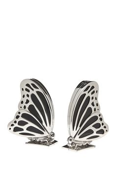 Bring the lightness and beauty of nature to your table with these unique shakers.   Godinger Butterfly Salt & Pepper Shakers   Sponsored by Nordstrom Rack.