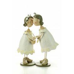 Figure 18cm Metal #caketopper #wedding #bridal #lesbiana #lesbian #gay info@jullar.com