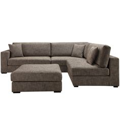 Aspect Modular 2 Seat Left Hand, 2 Seat Right Hand, Armless 2 Seat & Ottoman Ryder Mineral