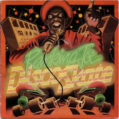 Ranking Joe – Disco skate (1981)