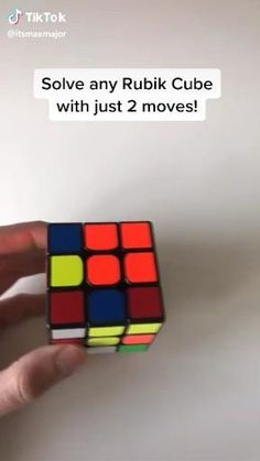 Amazing Life Hacks, Simple Life Hacks, Useful Life Hacks, Rubiks Cube Patterns, Rubric Cube, Solving A Rubix Cube, Instruções Origami, Everyday Hacks, Diy Crafts Hacks