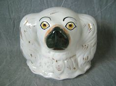 staffordshire spaniel still bank
