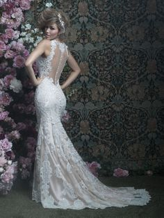 Allure Couture style C401